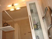 Мебель для ванной Монако 70 АН (зеркало,  тумба) РФ + раковина Sevel